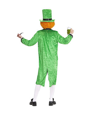 Men's St. Patrick's leprachaun costume