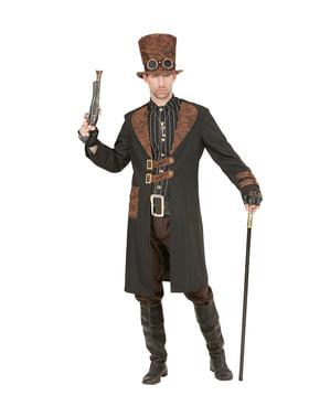 Costume steampunk deluxe per uomo