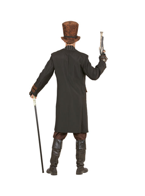 Deluxe Steampunk Costume for men