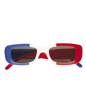 Óculos de França para adulto