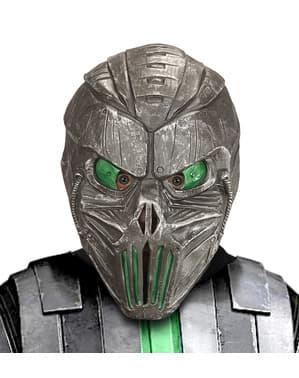 Чоловічий робот чужорідних маску