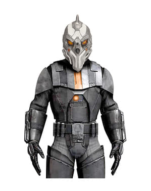 Men's special commander robot mask