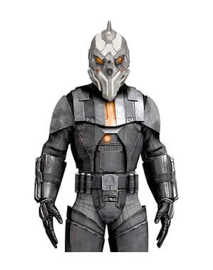 Pánská maska zvláštního robotového důstojníka