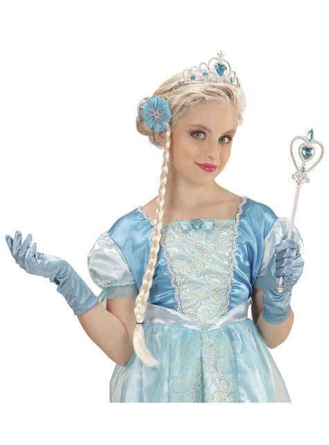 Kit de accesorios de princesa de las nieves para niña - niña
