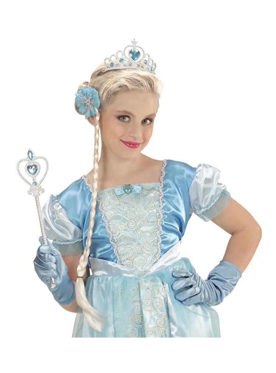 Kit accessoires princesse des neiges fille funidelia - Princesse des neiges ...