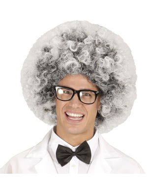 Scientist Wig for Adults