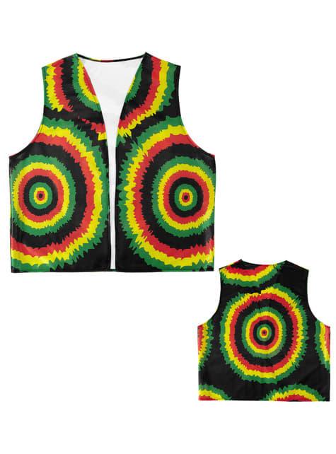 Adults' Jamaican Rastafari costume