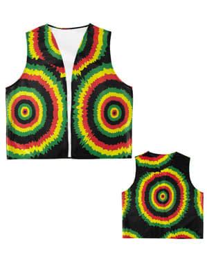 Jamajský rastafariánský kostým pro dospělé
