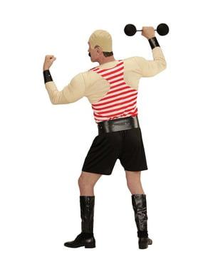 Costume forzuto muscoloso per uomo