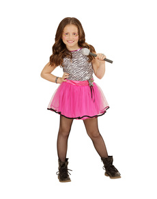 Girlsu0027 pop star costume  sc 1 st  Funidelia & 80s Costumes u0026 Pop Outfits. Express delivery | Funidelia