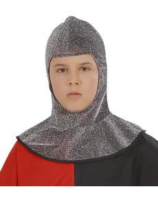 Verdugo de cota de malla medieval para niño ebb9d3134a7