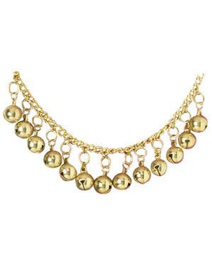 Naisten Kultakulkunen-nilkkakoru