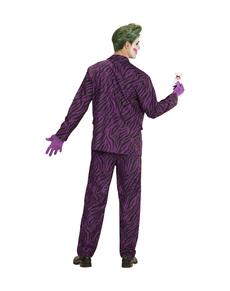 Disfraz de joker malvado para adulto