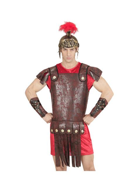Armadura de gladiador romano para adulto - adulto
