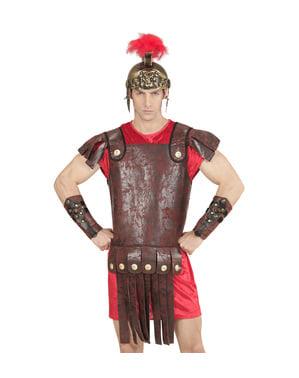 Armadura de gladiador romano para adulto