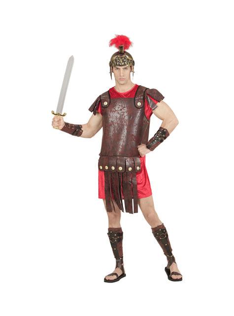 Armadura de gladiador romano para adulto - traje