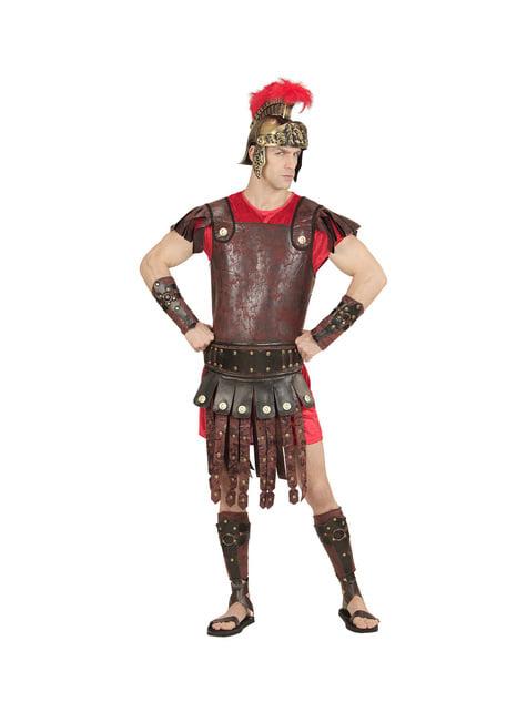 Falda de gladiador romano para adulto - Halloween
