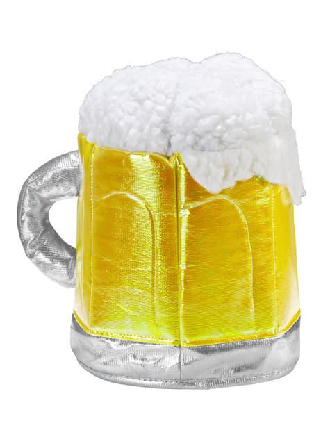 ספל קצף של בירה