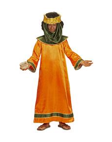 Disfraz de Rey Mago Melchor de la biblia para niño