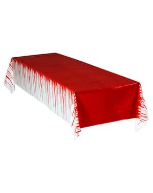 Μεγάλο κοκκινωπό τραπέζι