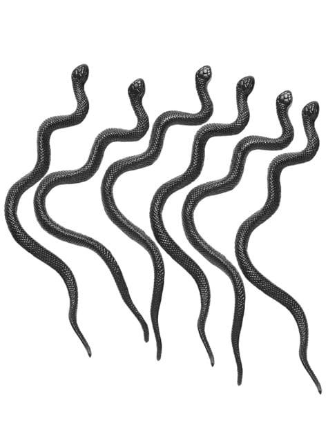12 serpientes asesinas Halloween