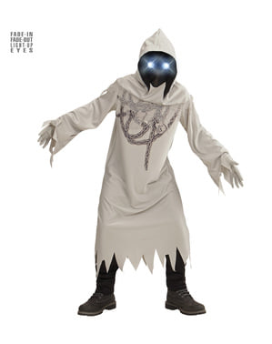 Boys' hellish ghost in chains costume