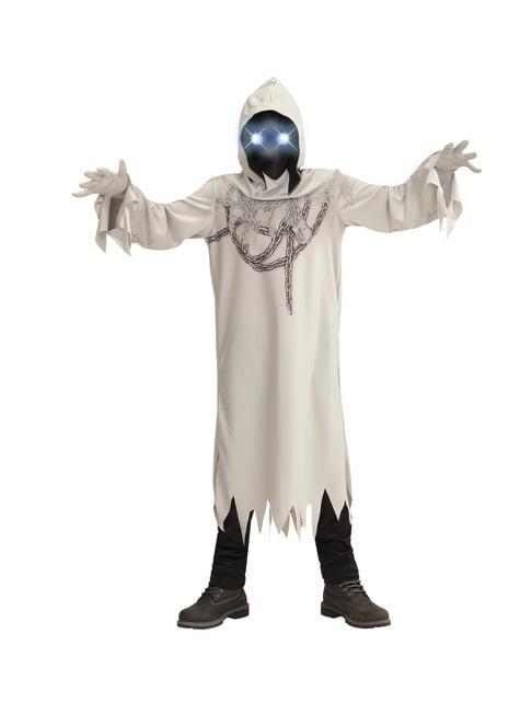 Geketend spook kostuum voor jongens