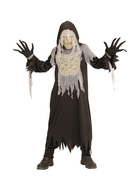 Children's soul stealer mummy costume
