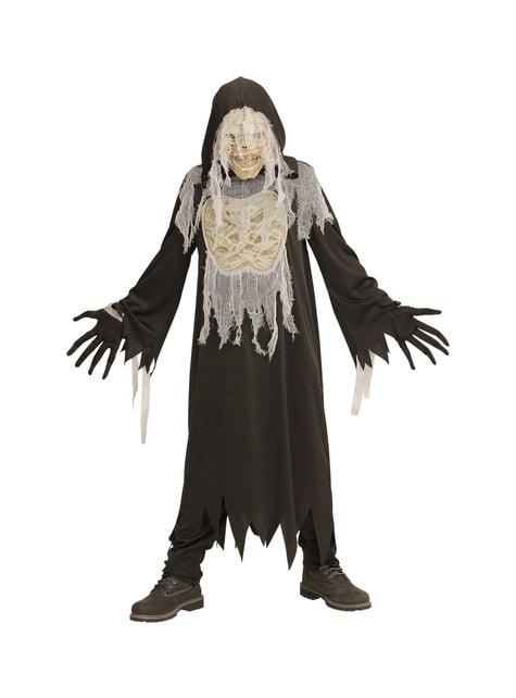 Kids soul stealer mummy costume