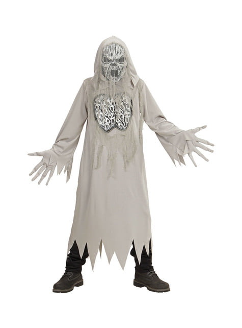 Children's howling ghost costume