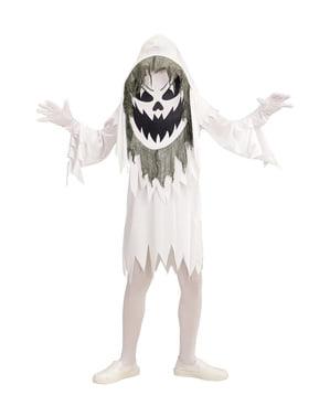 Gigantisk ond spøkelse kostyme for barn