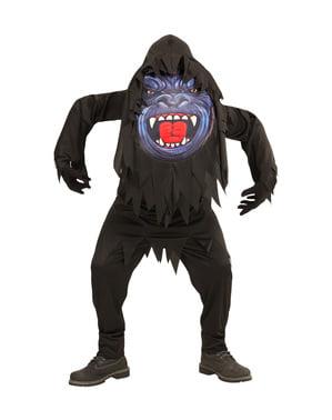 Gigantisch gorilla kostuum voor kinderen