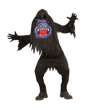 Kids giant gorilla costume