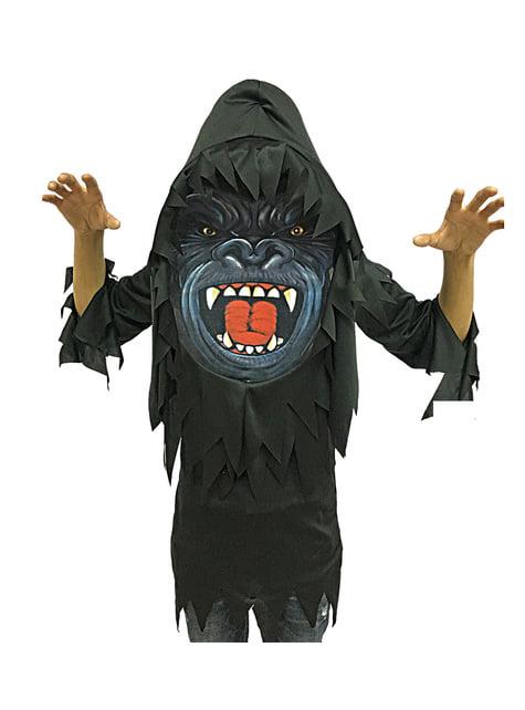 Disfraz de gorila gigante infantil - original