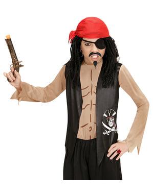 Disfraz de pirata de altamar para niño