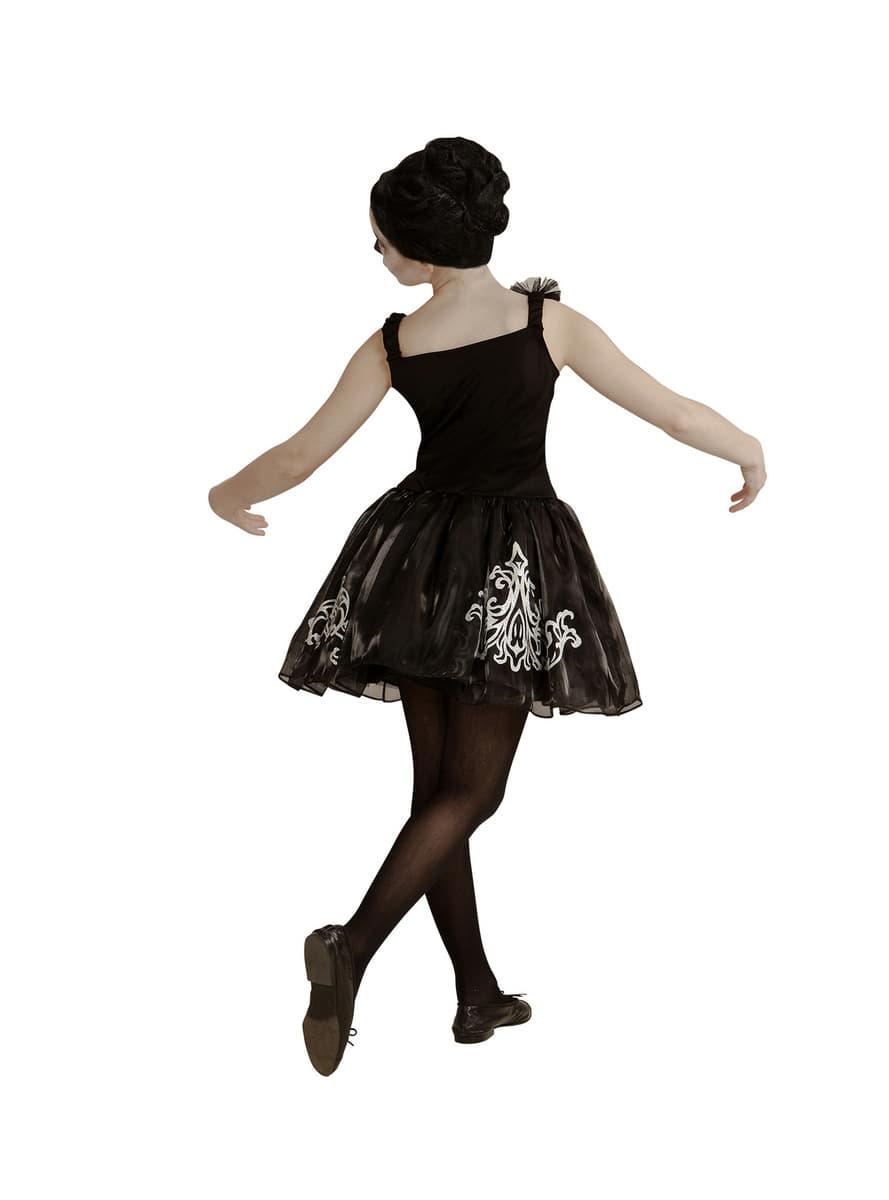 skelett ballerina kost m f r m dchen funidelia. Black Bedroom Furniture Sets. Home Design Ideas