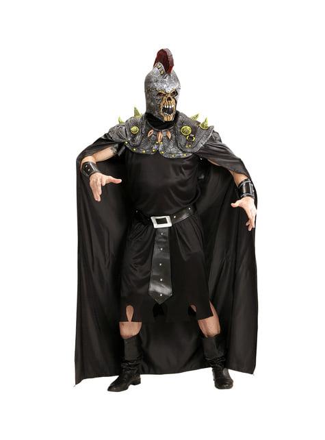 Disfraz de centurión romano infernal para hombre - hombre