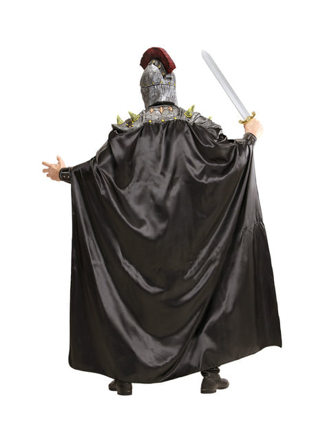 Disfraz de centurión romano infernal para hombre - original