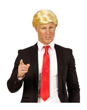 President Trump pruik voor mannen