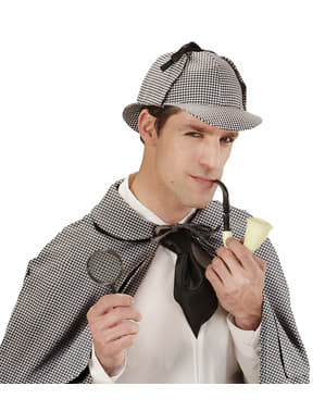 Kit costume da detective per adulto