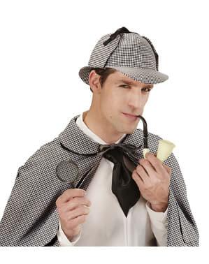 Kit disfraz de detective para adulto