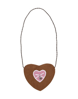 Heart-shaped Oktoberfest Bag