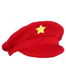 Gorra de super fontanero Mario infantil