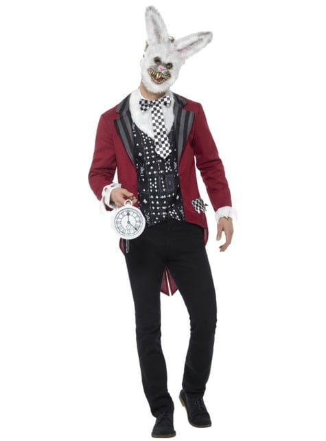 Disfraz De Conejo Puntual Para Hombre Entrega 24h Funidelia