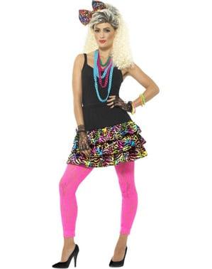 Neon kostuum voor vrouwen
