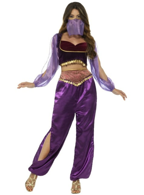Women's Thousand and One Nights princess costume