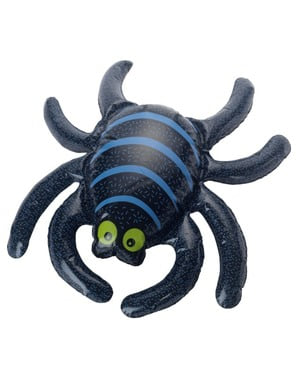 Inflatable spider decorative figure