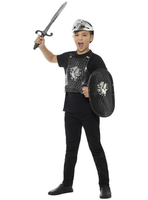 Černý Dračí Rytíř pro děti