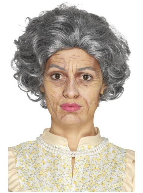 Kit de maquillaje para efecto envejecedor