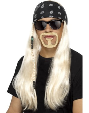 Чоловіча блондинка комплект байкер